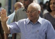 前总统加尧姆被捕 两任总统兄弟反目?
