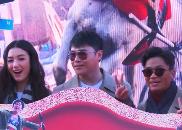 《唐人街探案2》上海路演 陈思诚王宝强上演公主抱
