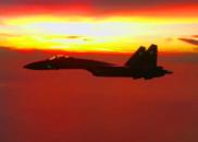 中国空军首次曝光苏35战机 飞赴南海战斗巡航