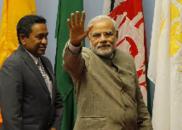 印度对马代危机持何态度?印媒:乐见亲华总统下台