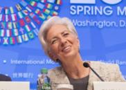 中国在90天内改变IMF印象 拉加德破例点赞周小川