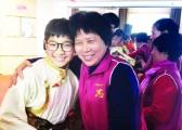"""在南昌青山湖区有个百人""""妈妈团"""" 与藏族学生结对"""