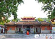 闽南最古老的寺院之一:药师佛道场石室禅院