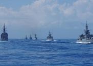 台军实弹演习罕见通知禁航 时间与解放军南海演习重叠