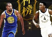 【第1期】NBA周最佳:杜兰特携奥拉迪波入选