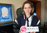 [专访]歌迪亚谈与范冰冰演间谍:优秀女性跨国合作