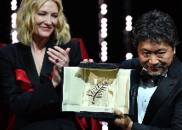 71戛纳闭幕:《小偷家族》获金棕榈 日本电影五次登顶