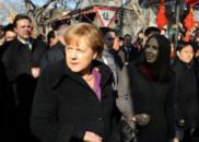 """""""关键时刻""""访问中国 德国要""""转向东方""""?"""