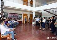 文化为媒!西班牙市长团走进郑商瓷生产基地
