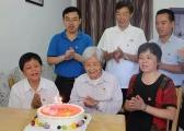 96岁传奇老党员龚全珍,为何过了一个66岁的生日?