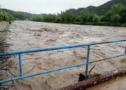 密云白河形成1998年以来最大洪水