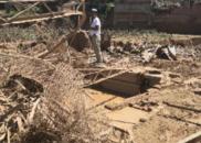 甘肃临夏暴雨已致12人死亡 4人失踪39人受伤