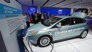 福特CEO证实在开发电动汽车 将与特斯拉等竞争