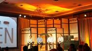 AMD Zen性能超英特尔:股价大涨8% 创4年半新高