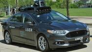 Uber在美首推无人驾驶载客 23%美国人不敢坐