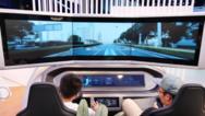"""车展黑科技:WindLink3.0+自动驾驶 东风风神发力""""智能化"""""""