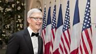 苹果CEO库克将会见特朗普 曾督促中美解决贸易分歧