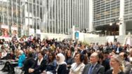 滴滴总裁柳青出席世界银行春季年会