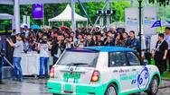 百度Apollo自动驾驶共享汽车于重庆开放试运营