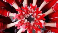 """视频揭示:艾滋病病毒在性交中如何""""感染""""细胞"""