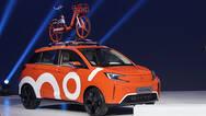 摩拜定制版共享汽车10月交付,制造商新特获数亿美元融资