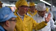 传苹果压榨台供应商 要求将iPhone 7零部件降价20%