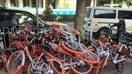 """乱停放成共享单车""""痛点"""" 北京等地加紧出台治理政策"""