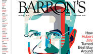 《巴伦周刊》2018全球30位最佳CEO:马化腾上榜