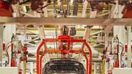 """彭博:从设计到""""难产"""" 马斯克是如何走向Model 3地狱的?"""