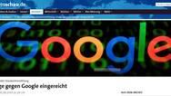 """""""互联网巨头""""谷歌公司在美被起诉 涉嫌非法存储用户位置"""