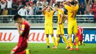 12强赛打响第一枪,大公司们开始分食中国足球红利了