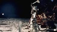 """""""阿波罗号""""飞船登上月球看到些什么?"""