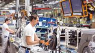 德国工业4.0的大众样本:3万台机器人,50秒造一辆车