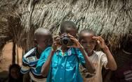 我在非洲做自媒体,有人专程来拜师