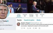 """特朗普再次对朝鲜强硬表态:美军已""""装弹上膛,准备开火"""""""