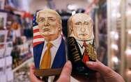 """俄媒称俄罗斯拟强力反击美贸易措施:决非""""蜻蜓点水"""""""