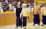 缅甸总统为什么都姓吴?