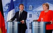 """法国官员警告""""欧洲被中美包夹"""""""