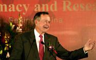告别老布什|美国霸权的同龄人,中美关系的明白人