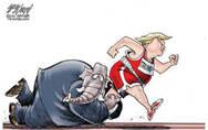 与世界对话   弹劾下台呼声渐涨,美国民众对特朗普的愤怒来自何处?