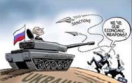 美国再次下重手制裁俄罗斯,这次中国没有坐视不管