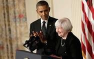 珍妮特·耶伦:一个美联储主席的自我修养