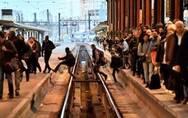 """法国铁路罢工恐难复制昔日成功 马克龙能否拿下改革""""圣杯"""""""