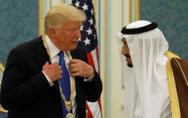 美国与沙特签千亿军火大单,特朗普版中东政策将另开新局