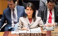 4个问题看懂:美驻联合国大使为何突然辞职?