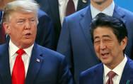 特朗普或将展开不同寻常的日本之行……
