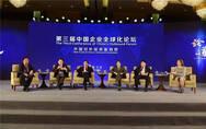 中国对外投资新趋势 | 第三届中国企业全球化论坛