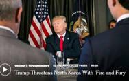 """被朝鲜导弹瞄准的这座美国岛屿,这两天""""吓坏""""了"""