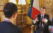"""马克龙想通过""""骏马外交""""向中国传递什么信号?"""