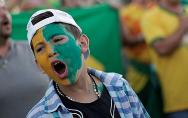 【围观世界杯】黯淡的五星巴西,愤怒的巴西人